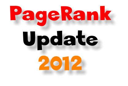PageRank-Update-2012
